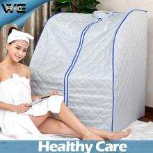 Salud portátil Mini Fold Sauna de infrarrojos lejanos de seguridad saludable