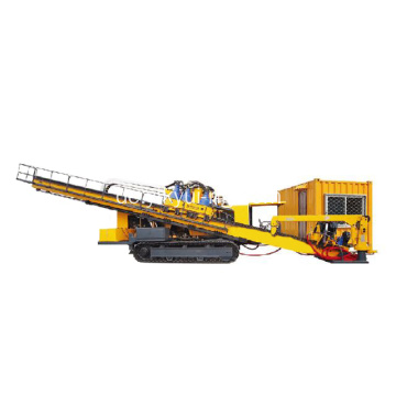 4000KN HDD Drilling Rig Glasfaser Engineering Rig