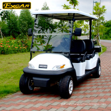 CE approved 6 seats golf cart electric