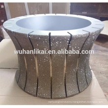 Lowest Price diamond profile wheel stone,granite marble grinding wheel