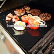 BBQ Grill Mats -100% antiadhésif, facile à nettoyer et à réutiliser