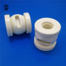 ролик шарикового клапана циркония ZrO2 высокой точности керамический