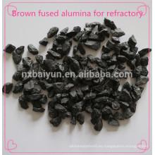 material abrasivo / refractario - alúmina fundida marrón / corindón marrón para recubierto