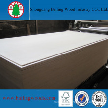 White Poplar Commercial Plywod 18mm