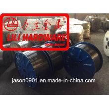 Проволока стальная / цинковая проволока / масляная проволока для закалки / сфероидизирующая проволока / завод по производству нержавеющей стали