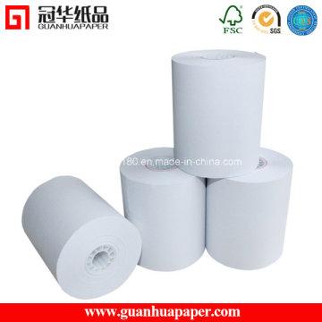 SGS 80mm et 57mm Largeur POS Cash Register Roule de papier thermique