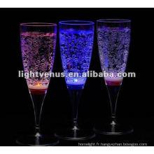 Liquide Actif Flash Champagne Verre