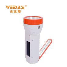 дешевые высокое качество USB портативный электрический ручной лампы безопасности освещение кемпинга