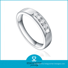 High Quality Trendy 925 Sterling Silver Ring (R-0412)