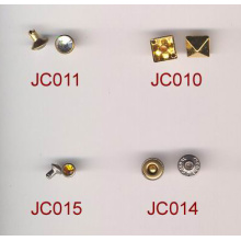 Hot sale customized rivet buttons for army clothes
