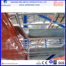 Горячая продажа Складское оборудование Паллетная стойка Steel Q235 Wire Deck