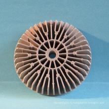 Алюминий литье заказной индикатор теплоотвода