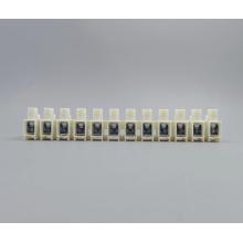 High temperature resistant polypropylene terminal block