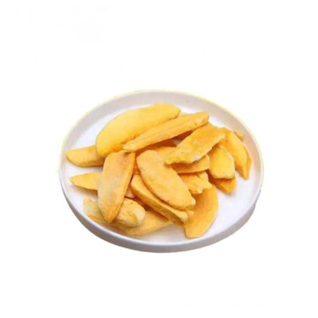 Top Quality 100% Natural Dried Mango Sliced FD Frozen Mango Slice