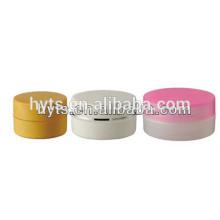 tarros cosméticos de plástico reciclado
