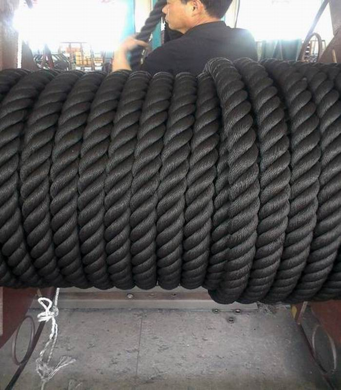 3 PP Rope Black700