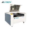 Máquina de corte de gravura a laser de tecido de madeira