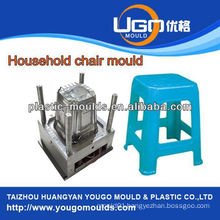 Plastic injection mould, indoor chair mold in Huangyan China
