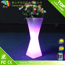 LED Flower Pot for Wedding Decoration