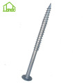 Top Spiral Ground Screw Anchors untuk Yayasan