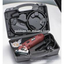 54.8mm 400W Poder Mini Circular Multiusos Cortando Máquina Oscilante Elétrica Da Vibração