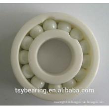 Roulement à billes en céramique à rouleau en céramique 30x42x7 mm Si3N4 Zr02 6806 2rs