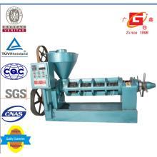 Extractor de Aceite de Grado Alimenticio Planta de Extracción de Semillas Semiautomática de Aceite Yzyx10-J