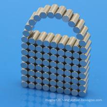 axial magnetization rare earth sintered neodymium magnet