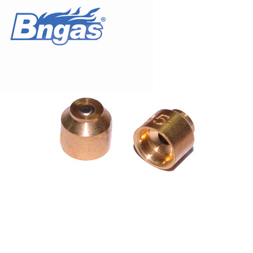 Brass Adjustable Swivel ball joint nozzle