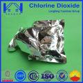 Fabricant chinois de tablette de dioxyde de chlore pour la consommation de volailles Désinfectant
