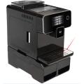 Máquina de café comercial totalmente automática com tela de toque