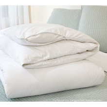 white invisible zipper quilt cover /duvet cover