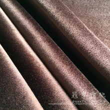 Curta a pilha de tecido de lã / curto pilha Velour