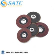 fábrica de alta densidade Durável e fácil de usar GP Disk flap disco de CE Standard