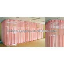 Krankenhausbett Vorhang