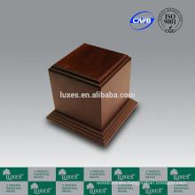 Wooden Urns LUXES Solid Poplar Wood Urn UN50 Urn & Coffin