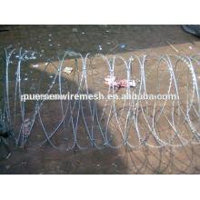 Esgrima da bobina do Concertina (fábrica em Anping)