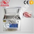 Automatische Hand Druck Einkammer Vakuum Verpackungsmaschine