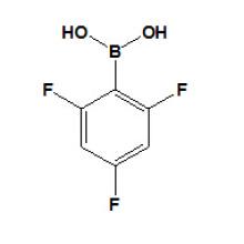 2, 4, 6-трифторфенилбороновой кислоты CAS № 182482-25-3