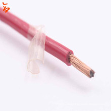 600V Nylon Jacket  THWN THHN  Cooper   conductor  PVC Insulated wire