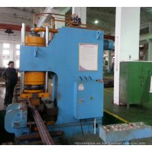 Máquina de prensa hidráulica de columna simple tipo C