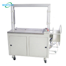 Full Automatic strapping machines PP plastic band carton box packing straper