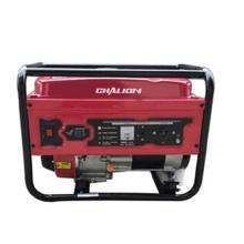 Máquina generadora de gasolina portátil para jardín