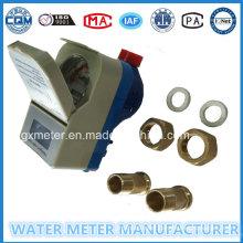 Prepaid Water Meter, Smart Types