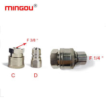 Quick connector brass connector for different brands