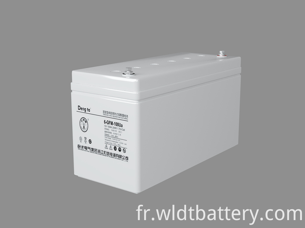 Uninterruptible Power System, Long Life UPS Solution VRLA Battery, 12V 150Ah UPS Lead Acid Battery