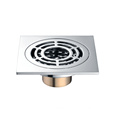 HIDEEP full copper deodorant washing machine floor drain