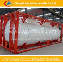 40 Feet Asme Tank Container ISO Gas Tank Container