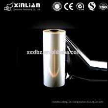 Manufaktur transparente Bopp Film Hersteller in China