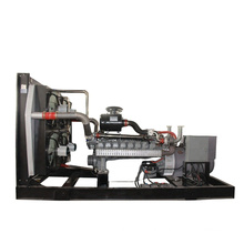 natural gas generator set 400kw